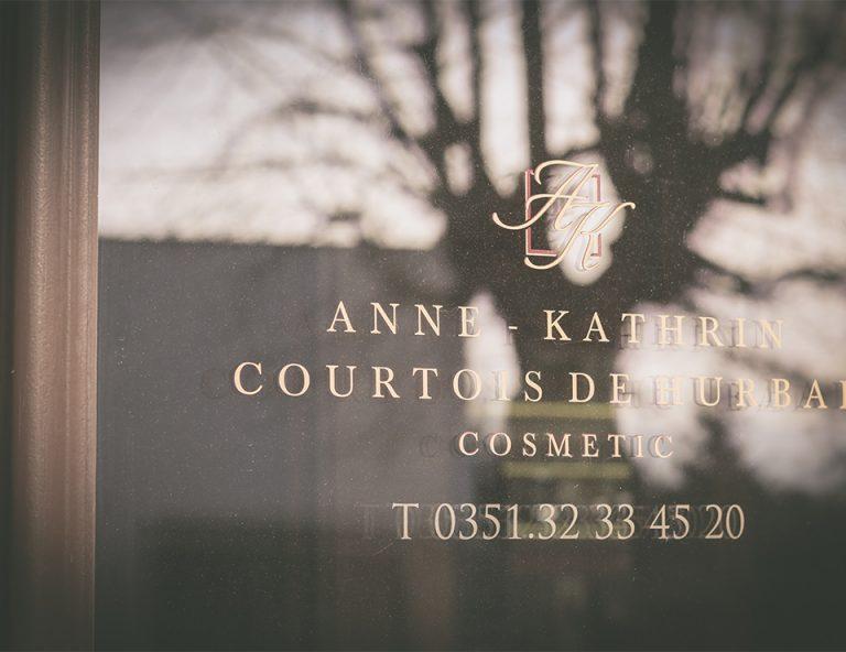 Anne‐Kathrin Courtois de Hurbal Cosmetic